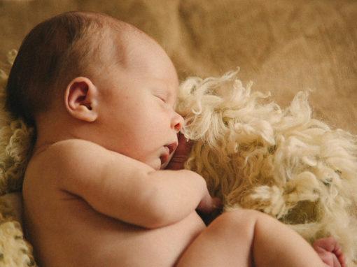 Новонародженими дітки бувають тільки раз в житті — Девід