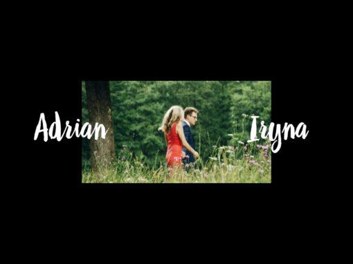 Адріан + Ірина